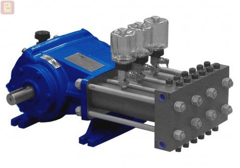 柱塞泵工作原理 柱塞泵机械原理 柱塞作上下往复运动