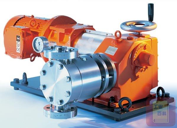 隔膜泵的流量特性 阀体类型是隔膜泵选择中最重要的环节