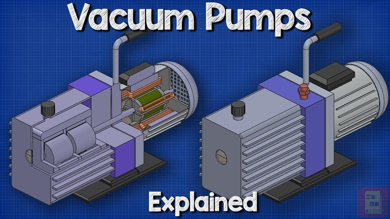 真空泵维护保养:真空泵的好坏决定于其机械结构和油的质量